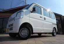【SOLD OUT】 日産 NV100クリッパーバン DX 2nd発進機能付き Wエアバック エアコン
